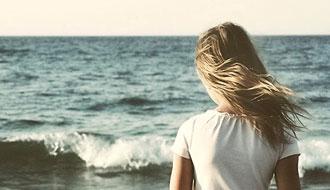 Whispering waves